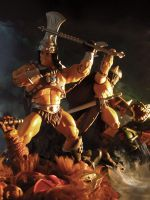 MOTUC - Brothers in Battle by McMuth