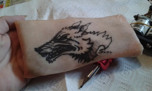 My first Tattoo by SusuSketches