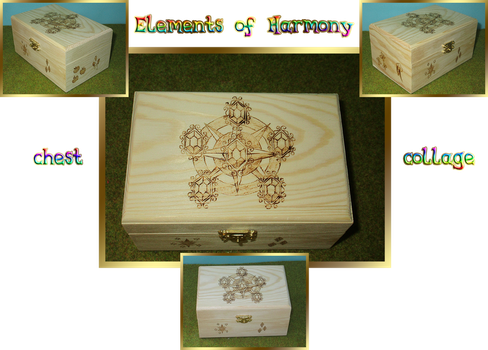 Elements of Harmony chest collage by Malte279