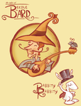 Beedle the Bard by raisegrate