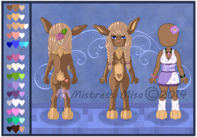 Bunny Auction - Open by Stormweaver-Arts