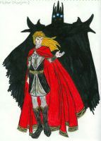 The Silmarillion: Melkor by Saphari
