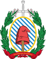 Coat of Arms of The Republic of Tseldorya by Sevgart