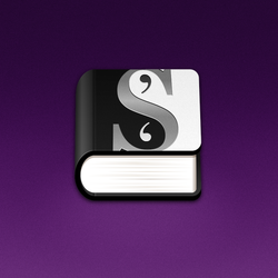 Scrivener Icon By marc2o by marc2o