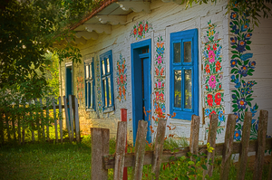 The Flowery Hut by marrciano