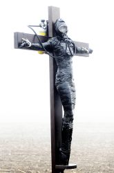 crucified by LXXT