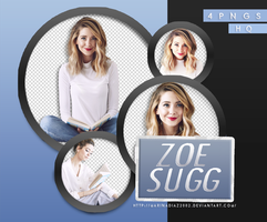 Pack PNG - Zoe Sugg #8 by MarinaDiaz2002