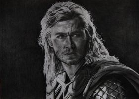 Thor by Talestriss