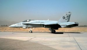 West Coast RAG F-18C Taxiing Out by F16CrewChief