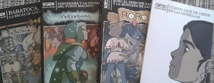 My book covers - Selento Books by Carlos-MP
