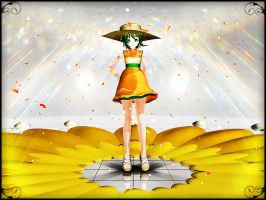 Spring Flower GUMI Download by megpoid625