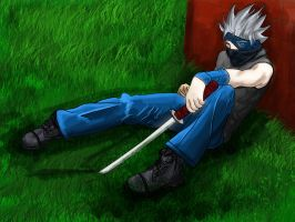 kakashi Finished by jlpicard1701e