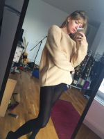 Selfie In Pantyhose by Denierman