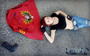Let Me Live-Claire Redfield Cosplay by Hamm-Sammich