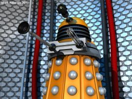 DALEK Scientist by markpilb