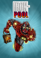 Iron Pool by BouncieD