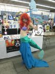 Ariel cosplay by videogameking613