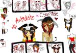 AntiDote and Cyanide by firefox099