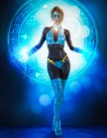 Alchemica - Visions of Blue by devduck01