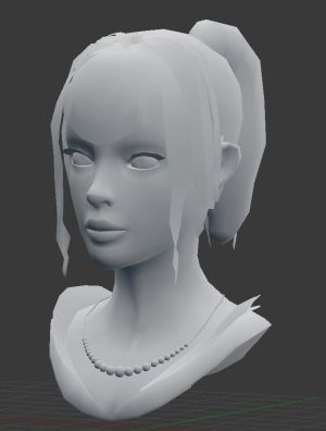 WIP 3D by Seraphi91