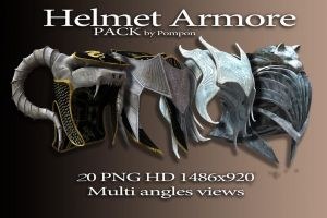 Helmet Armore 01 by coolzero2a