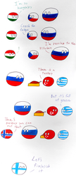 Country puns by R7artist