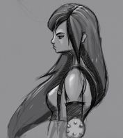 Tifa Lockhart profile by Paterack