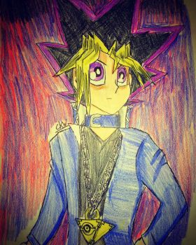 Yugi-oh! by Africa2000
