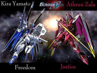 Freedom And Justice by torrak07