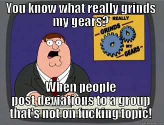 RAGE! - What Grinds My Gears - Part 1 by PlayboyVampire