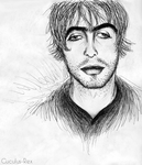 Liam doodle by The-Anglophile