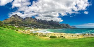 Camps Bay and 12 Apostel by Stefan-Becker