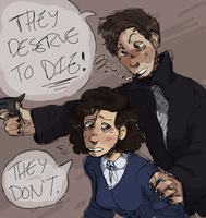 their love was... not god by DlSGUlSE