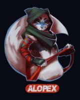 Alopex by PurpleLemons