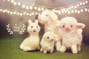 the Fuzzy Family by feng-gao-long