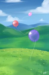 Balloon IV by zilchat