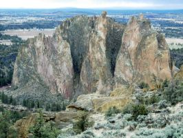 Smith Rock by Isis089