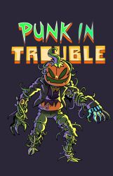 Shambling Punkin Trouble by rayne-gallows