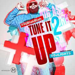 Rick Ross - Tune it Up by BlastDesign
