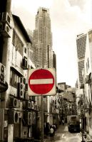Singapore No Way by trinkaus-cc