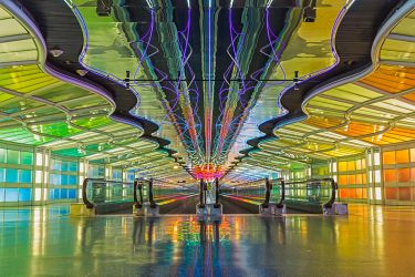 Chicago O'Hare Airport by A1k3misT
