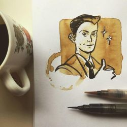 Twin Peaks // Coffee Addict by adrawer4ever