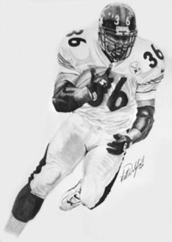 Jerome Bettis by ScottyDal