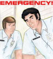 EMERGENCY! Mike and the Cap by harrimaniac27