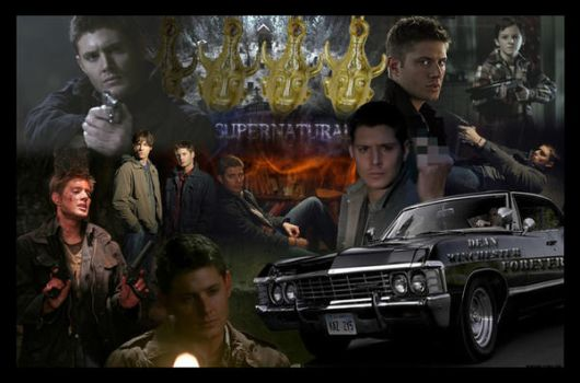 Dean Winchester Forever by Sesquiped-alienated