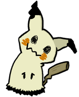 Mimikkyu by heck-with-me