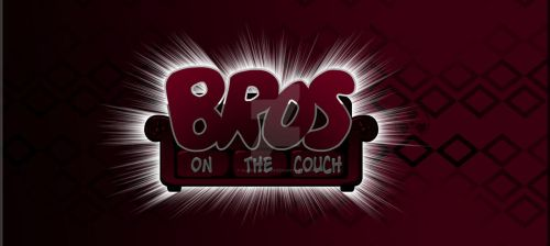 BrosOnTheCouch Logo by alpha-dragon