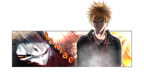 Ichigo Signature by doubou34