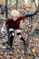 Seras: Coming For You by StormWildcat