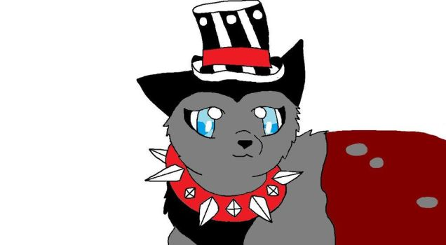 when i uset to be a member this was my wolf by snowy626